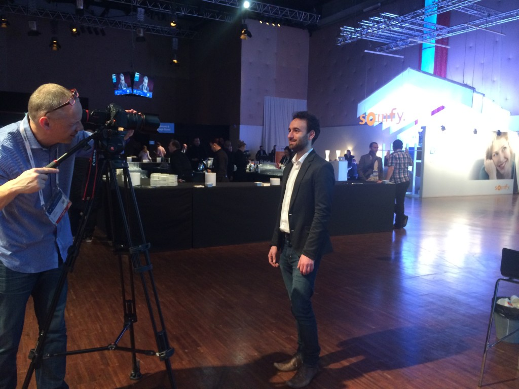 Popcord Founder Frank Milani tells us about his experience at LeWeb