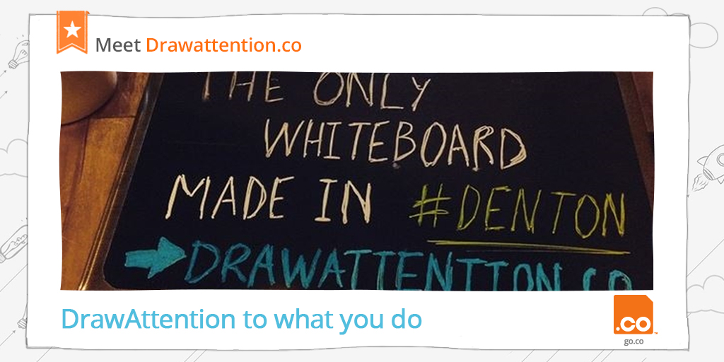 Drawattention.co TW