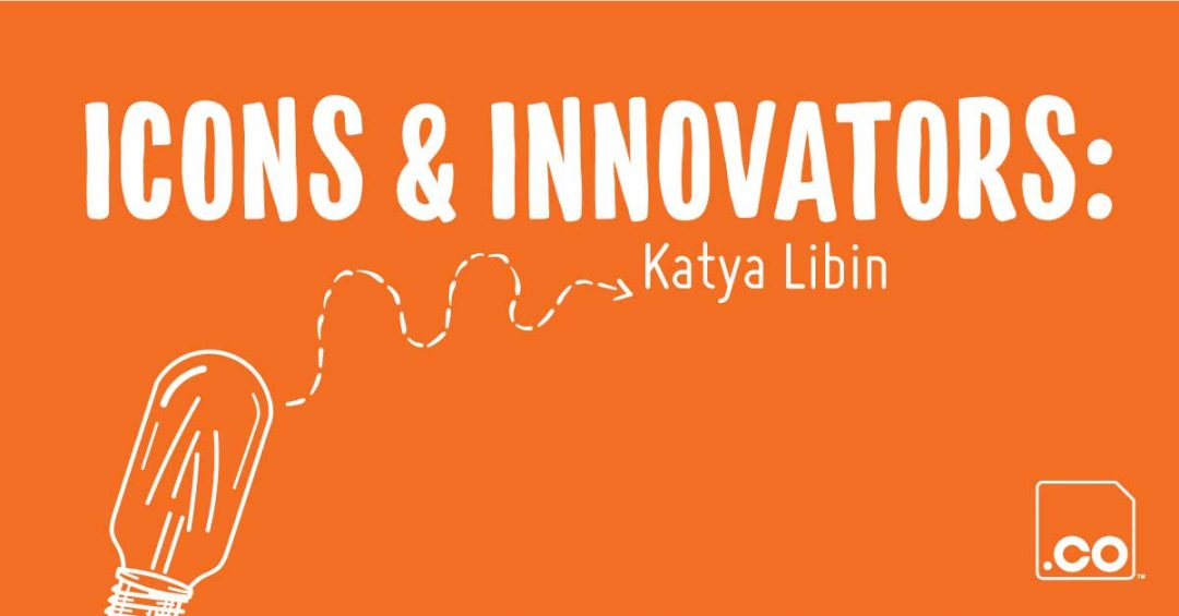 Icons & Innovators: Heymama's Katya Libin
