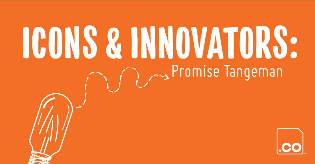 Icons & Innovators: Go Live HQ's Promise Tangeman