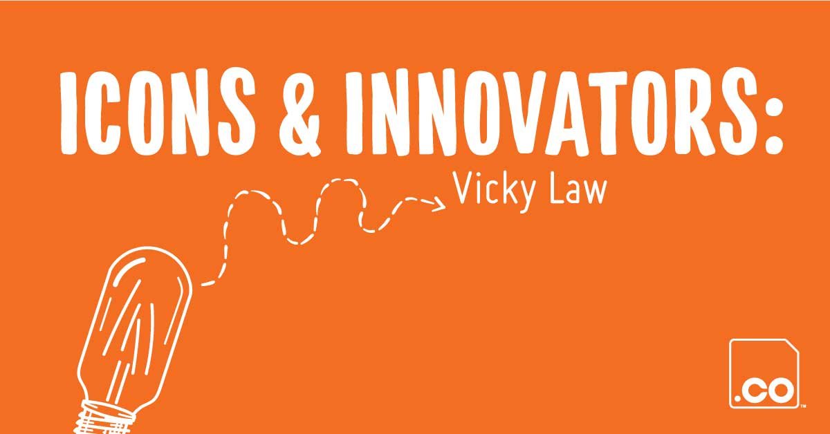Icons & Innovators: Vicky Law