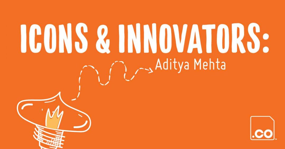 Icons & Innovators: Art and Found's Aditya Mehta