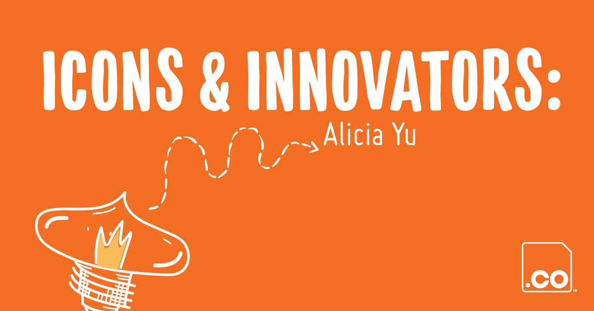 Icons & Innovators: Luxe's Alicia Yu