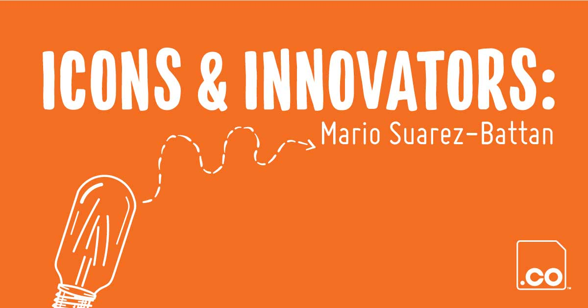 Icons & Innovators: Mural's Mariano Suarez-Battan