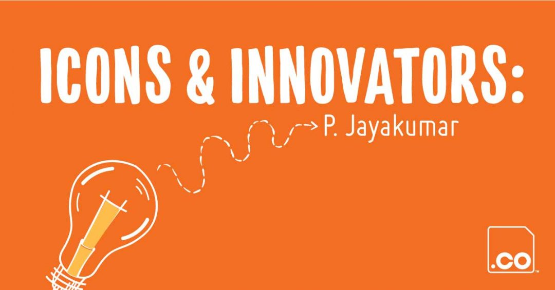 TOONZ.CO | Icons & Innovators P. Jayakumar
