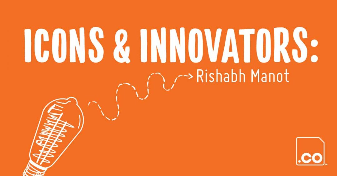 QUESTERRA.CO | Icons & Innovators Rishabh Manot