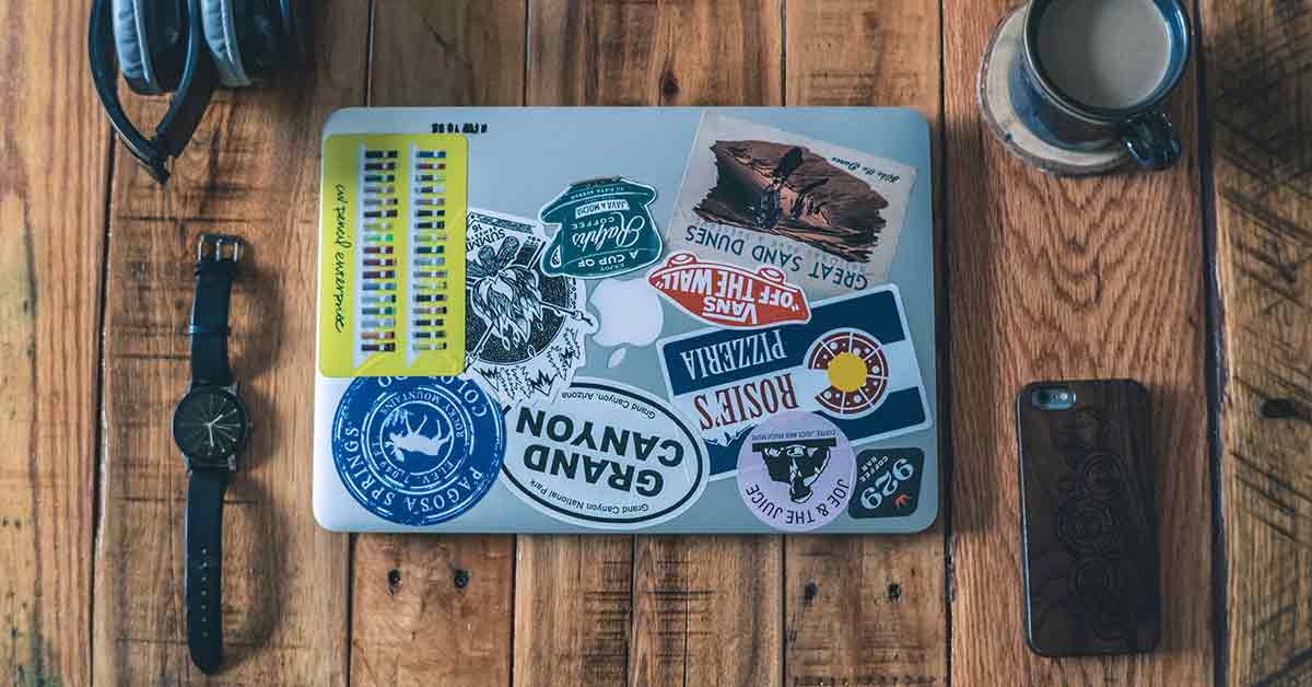 How to Promote your Business with Stickers