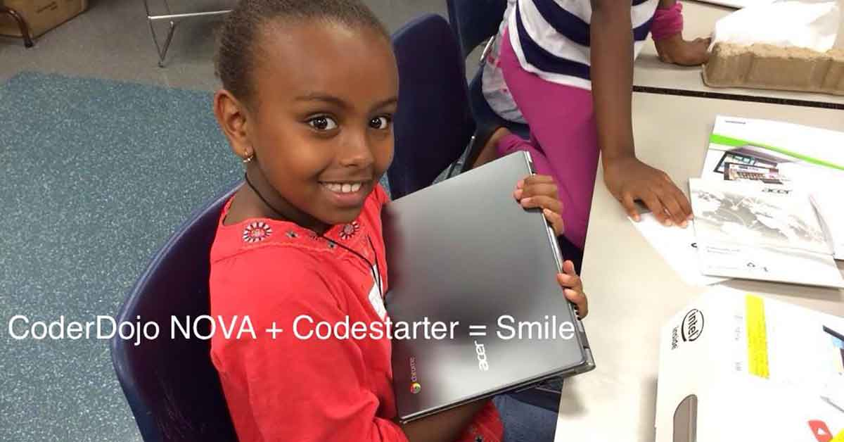 CoderDojo NOVA's Hour of Code