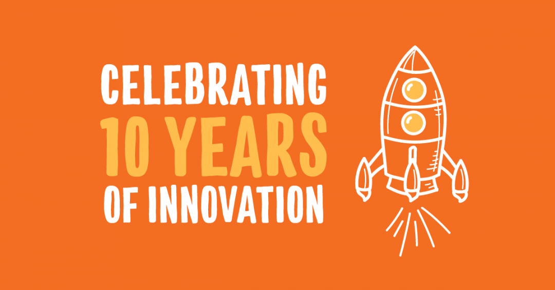 Celebrating 10 Years of Innovation
